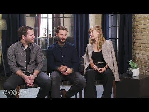 Hollywood Reporter  Jamie Dornan, Rosamund Pike TIFF