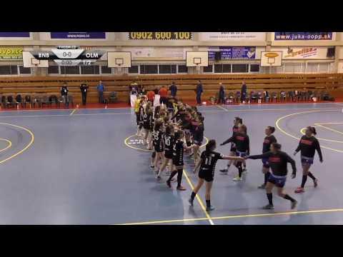MOL Liga: HK Bánovce n.B. - DHK Zora Olomouc