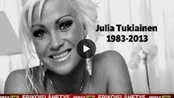 NEWS erikoislähetys - Julia Tukiainen menehtyi