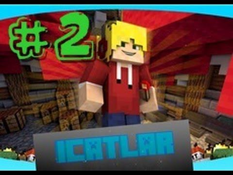 Minecraft Map İcatları - Bölüm 2 | Gravity Gun! #Türkçe