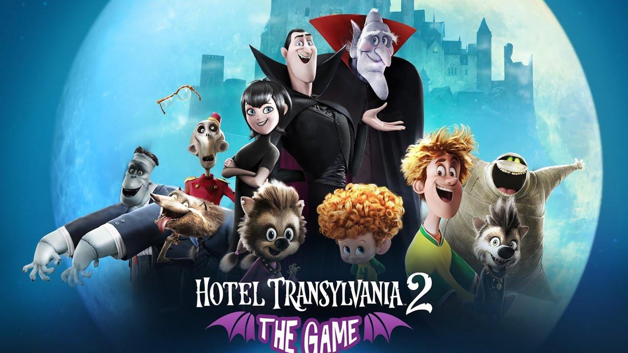 Imagini pentru Hotel Transylvania 2 android