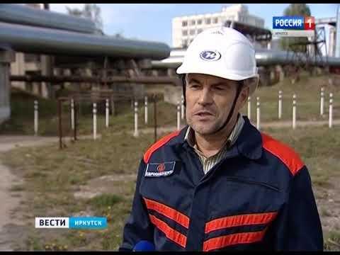 В этом году в Иркутске реконструируют и отремонтируют 22 трубопровода