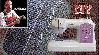 Repairing a Singer sewing machine failing to make stitches