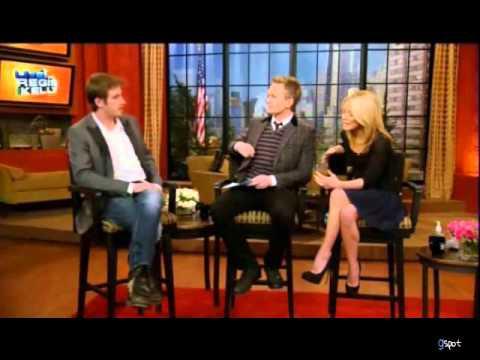 Garrett Hedlund - Regis and Kelly (Legendado)