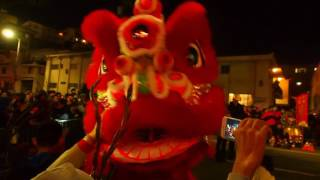 Celebrating Lunar New Year @ Chinatown Los Angeles 2017