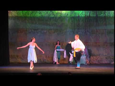 "Louis Nunnery School of Ballet present ""Prince and the Mermaid"""