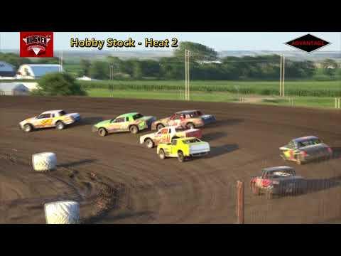 Hobby Stock Heats - Wagner Speedway - 7/7/18