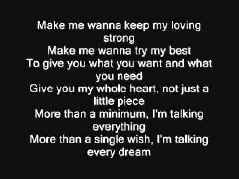 Beyonce - Your My Rock Lyrics