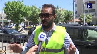 إنجاز أكثر من 92% من مشروع الحي النموذجي في جبل الحسين (28/7/2019)