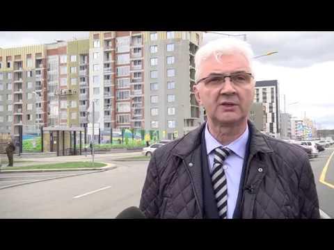 Объезд Чкаловского района