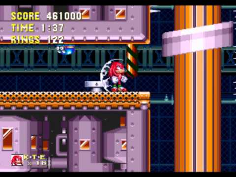 Longplay - Sonic and Knuckles (Knuckles)