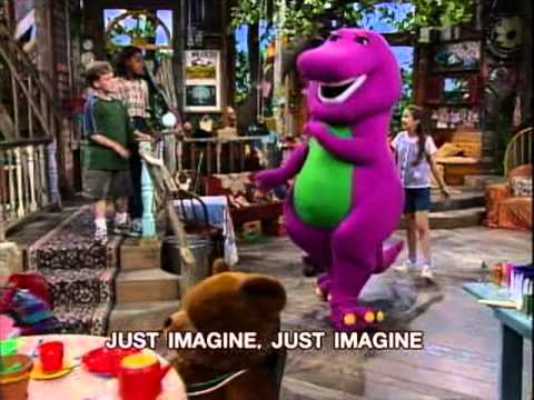 Barney - Just Imagine Song