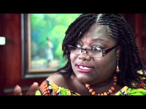GoWoman Nana Oye Lithur, Minister of Gender Ghana