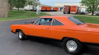 1969 Plymouth Road Runner 452 Pro Street Test Drive