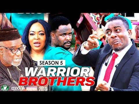 WARRIOR BROTHERS (SEASON 5) NEW MOVIE ALERT !-ZUBBY MICHEAL  Latest 2020 Nollywood Movie || HD