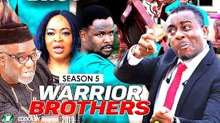 WARRIOR BROTHERS (SEASON 5) NEW MOVIE ALERT !-ZUBBY MICHEAL  Latest 2020 Nollywood Movie || HD