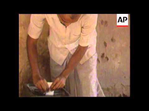INDIA: BIHAR: VOTE RIGGING FORCES VOTING TO BE ABANDONED UPDATE