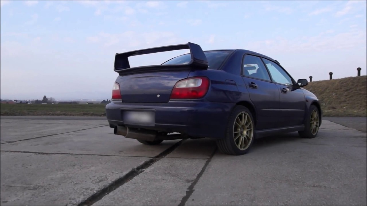 Subaru Launch Control >> Subaru Impreza WRX Launch Control 1,5 Bar TD04 Turbo - YouTube
