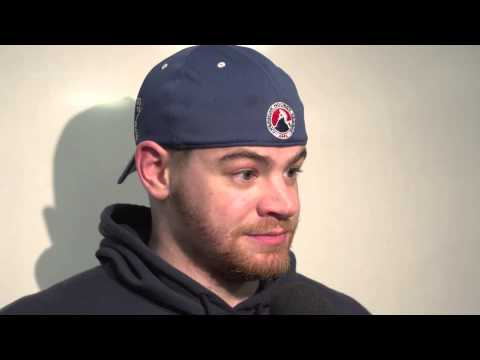 5-2-15 Grand Rapids Griffins vs Toronto Marlies Post Game Highlights - Round 1, Game 4