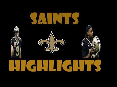 New Orleans Saints Highlights | NFL 2018