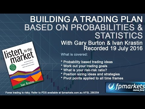 Building a Trading Plan Based on Probabilities & Statistics | Gary Burton & Ivan Krastins-July