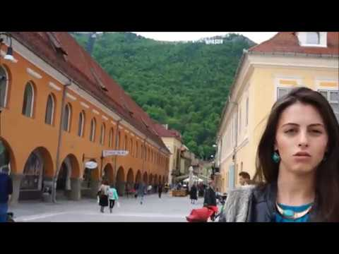 Excursie Brasov, mai 2015 - specializarea ECTS, Universitatea