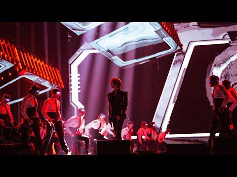 蔡徐坤Caixukun/Young + 重生Rebirth @京东超级夜 JD 11.11 Concert