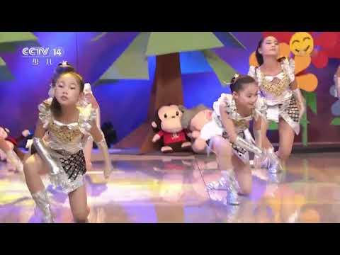[英雄出少年]《快乐天空》 表演:金豆 | CCTV少儿