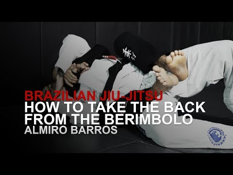 BJJ: How To Take The Back From The Berimbolo | Evolve University