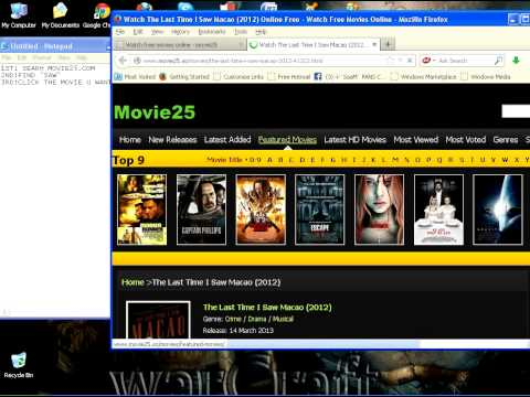 how to watch movie25 streaming vf