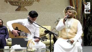 الفنان بسام لبان في موال حجازي مع الفنان حسين محب