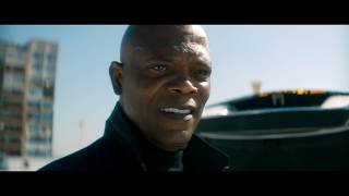 Samuel L. Jackson Says Mother F**ker In The Hitman's Bodyguard