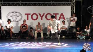 Bboy Crew Battle Final - U Taipei vs UNITY | 2015 TOYOTA BOTY TAIWAN