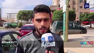 تهالك البنية التحتية في شوارع إربد - (1-3-2018)