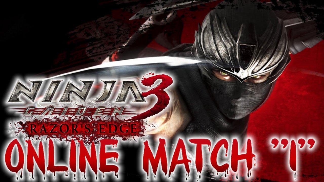 Ninja Gaiden 3 Razor S Edge Wii U Online Multiplayer 1 Youtube
