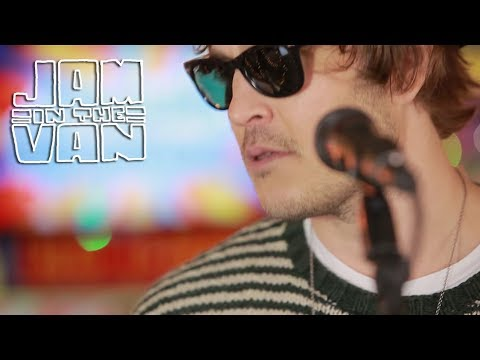 """THE PALMS - """"All4You"""" (Live at JITV HQ in Los Angeles, CA 2018) #JAMINTHEVAN"""