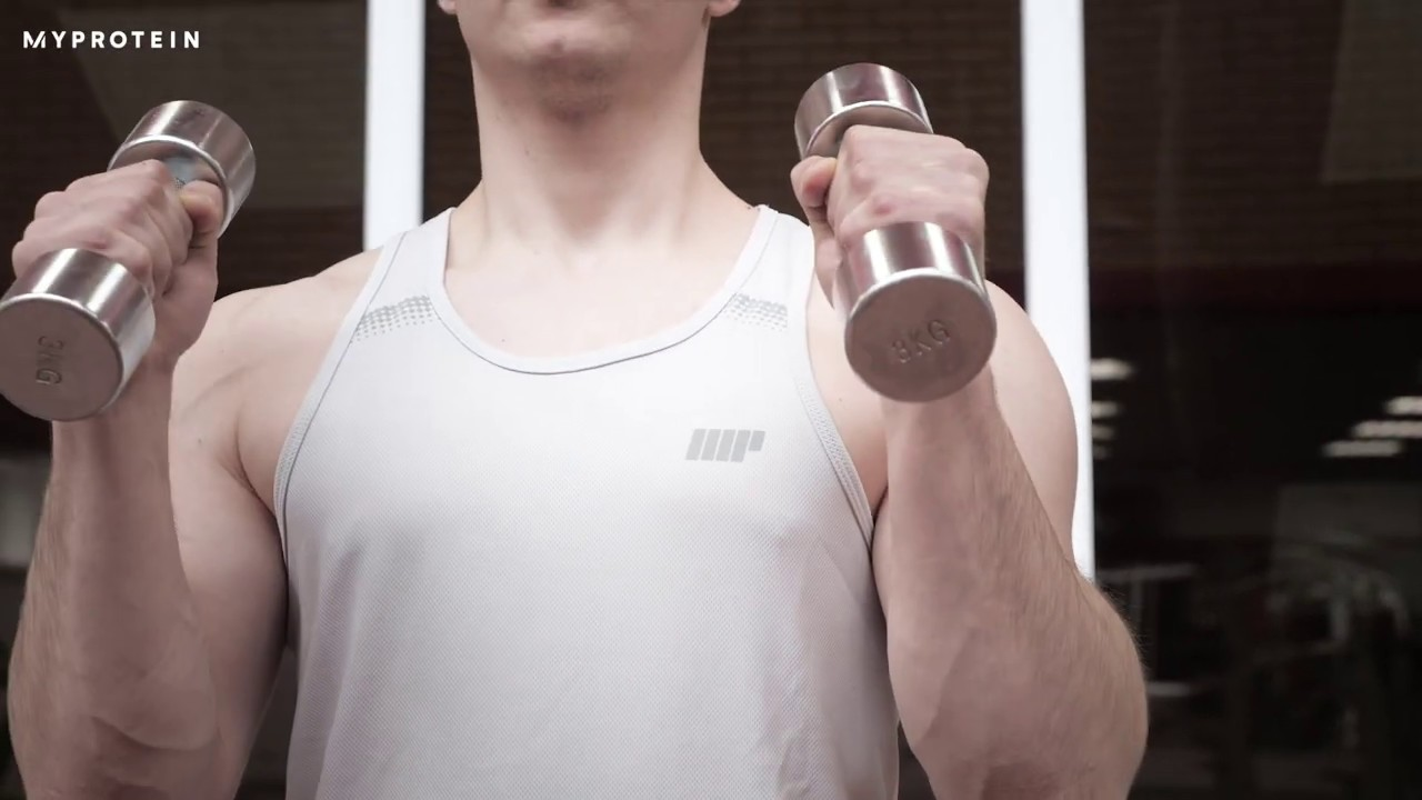 como aumentar el biceps rapidamente