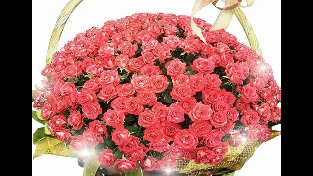 Февраля для, картинки букеты цветов красивые розы огромные анимация с днем рождения
