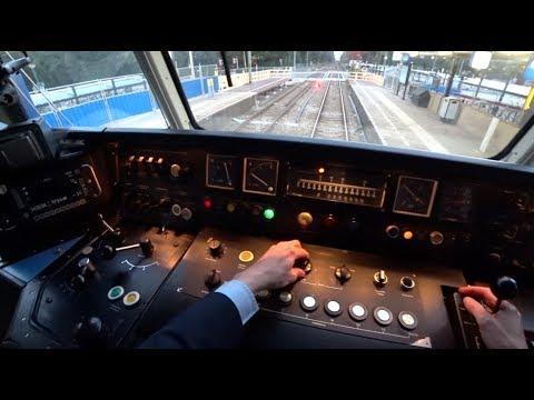 Train Driver's POV Breukelen - Rhenen SLT/SGM 2017