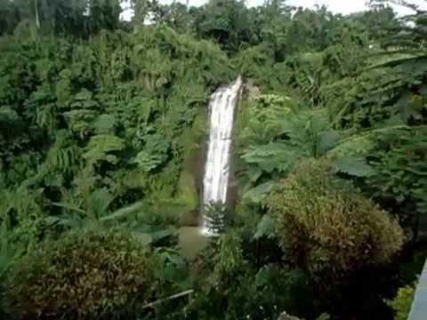 Alalum Falls in Kisolon, Sumilao Bukidnon