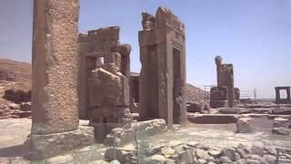 Walk in Persepolis Apadana Palace and Hadish, UNESCO Iran