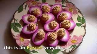 Red Hot Deviled Eggs (best Recipe)