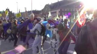 La Via Campesina Climate Justice Demo Mix Video 2009 in Copenhagen