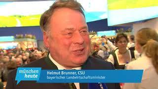 """münchen.tv auf der """"Grünen Woche"""" in Berlin"""