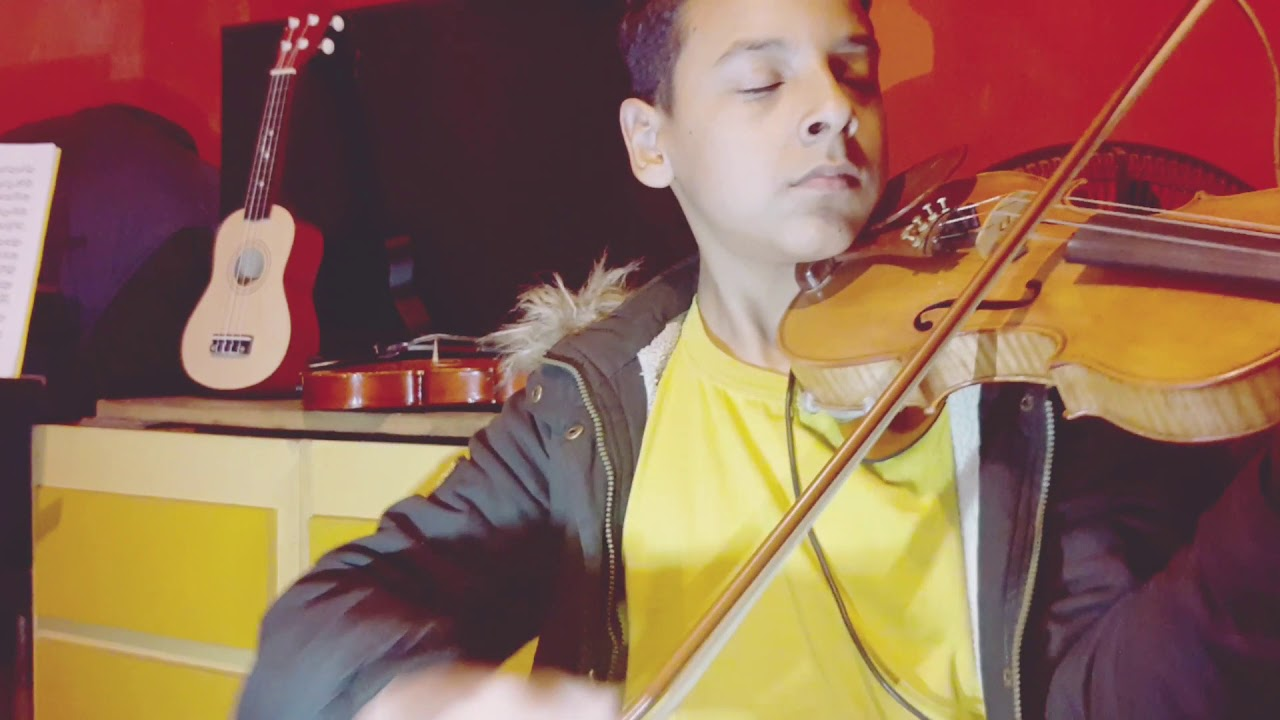 La gloria de Dios (versión violín) Dylan Violinista ®