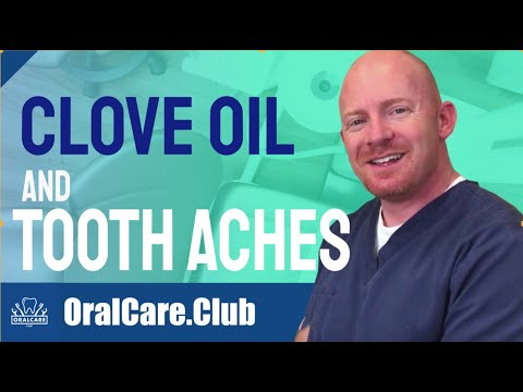 Can Clove Oil Help My Tooth Ache? - Oral Care Club