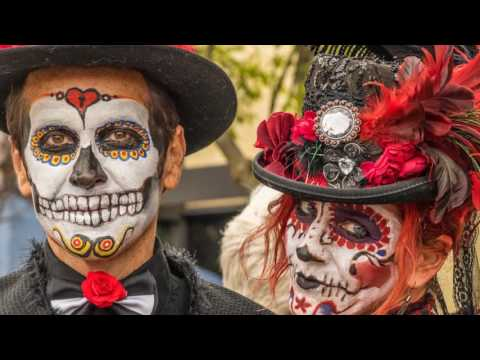 ASHLAND OREGON 2016 HALLOWEEN PARADE