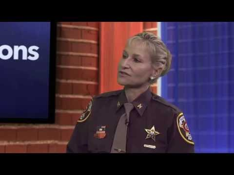 Fairfax County Sheriff Stacey Kincaid - Cox Connections