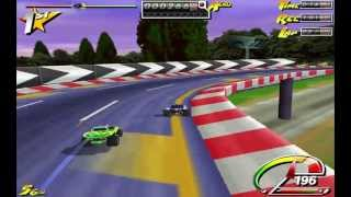 Stunt GP championship gameplay 1