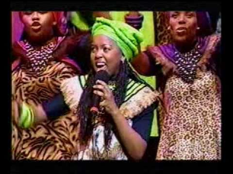 Soweto Gospel Choir Blessed in Concert: Modimo
